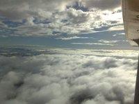 Día nuboso