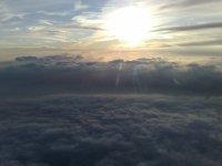 El mundo desde las nubes