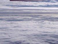 Cielo nubosos precioso