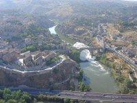 Varios puentes de Toledo