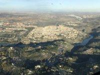 Toledo desde el aire