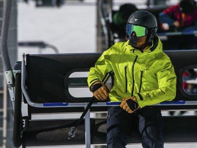 Candanchú的滑雪入门课程3小时