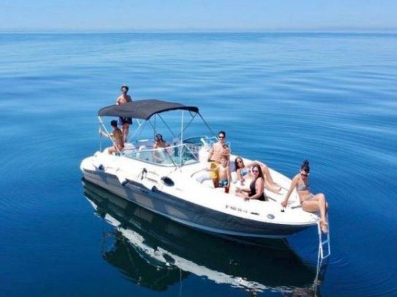 Alquiler de barco por Marbella