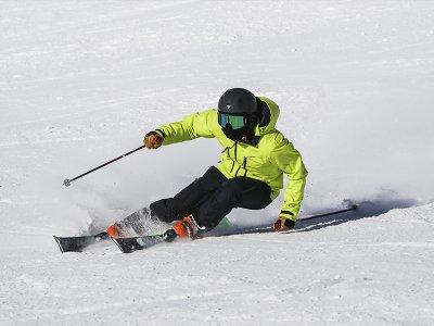 Clases de esquí de perfeccionamiento Candanchú 3h