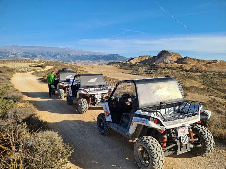 Ruta en buggy por Santa Fe