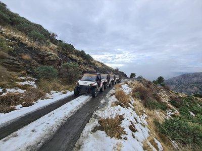 Ruta en buggy con comida y fotos por Santa Fe 7hrs