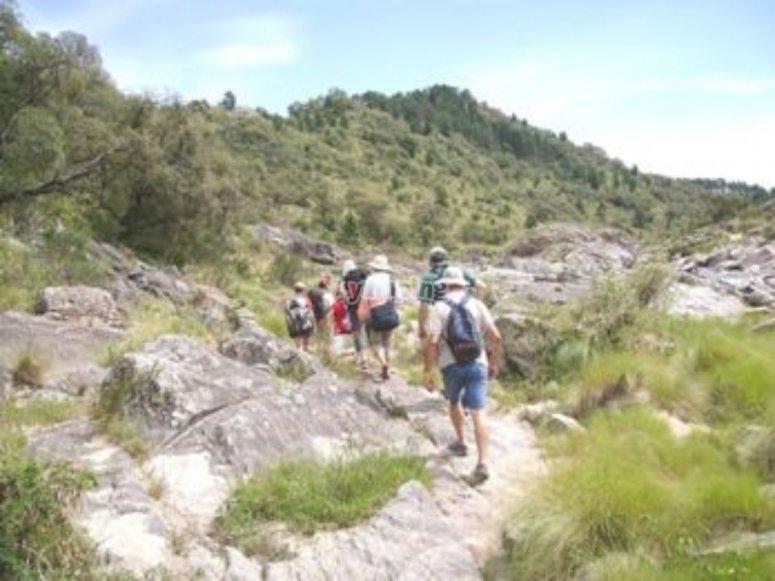 Senderismo en la Sierra de Madrid