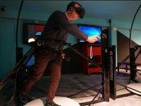 Juego virtual en primera persona