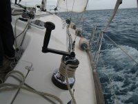 学习狩猎水手结标题escota