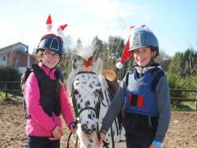 Lasarte-Oria儿童每月要骑4课