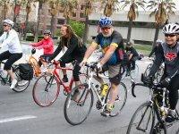 Paseo en bici en Sevilla