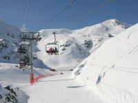 Jornadas de incentivo en la nieve asturiana