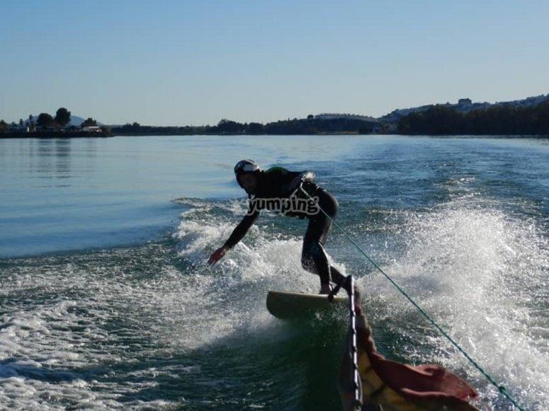 Classe intermedia di wakeboard
