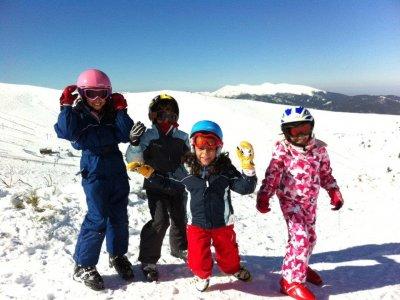 Club Antartic Snowboard