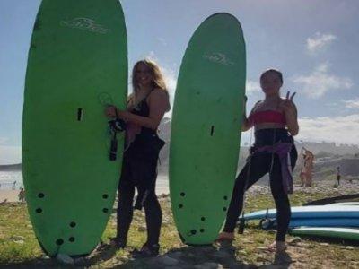 Alquiler Big Paddle Surf en Llanes 4 pax 2 h