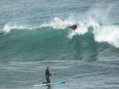 Alquiler equipo de paddle surf en Llanes 2h