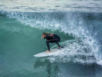 Curso de surf fin de semana en Llanes 2 días