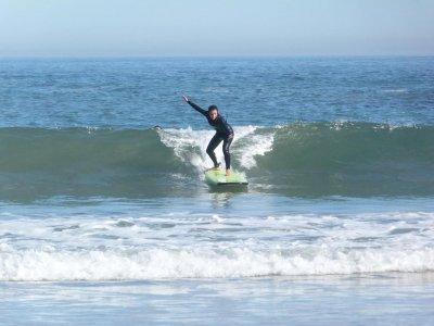 Clases particulares de surf en LLanes 2 h