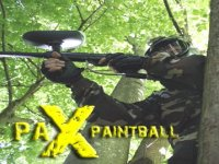 PAX Paintball Team Building