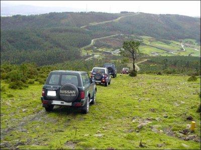 Senderos de Galicia Rutas 4x4