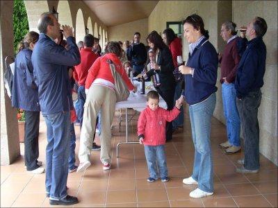 Senderos de Galicia Enoturismo