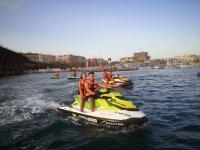 Excursión en moto de agua por Aguadulce