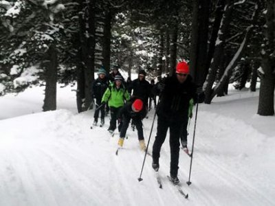 Club Aranes de Deportes de Invierno Esquí de Fondo