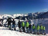Attraverso le montagne dei Pirenei aranesi