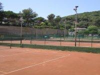 网球运动设施