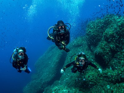 Discover Scuba Diving Reserva Marina menorquina 5h