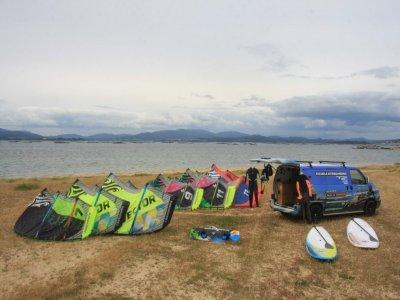 Escuela Kiteboarding Galicia