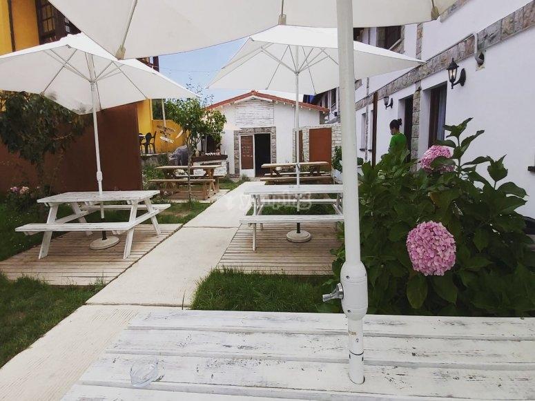bar con terrazza chill out