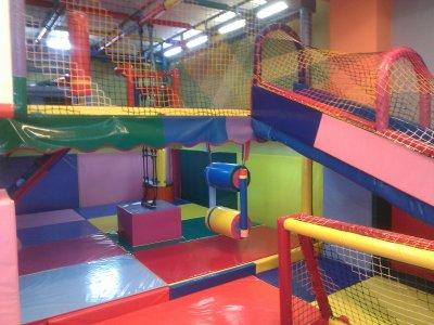 Restaurante Terrassa Parque Infantil