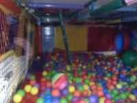 la piscina de bolas