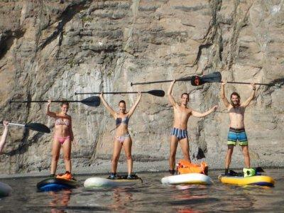 Nautilo's sup Paddle Surf