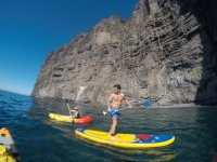 Excursion de sup y kayak