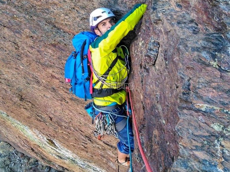 Insegnante di arrampicata