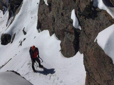 Corso avanzato di arrampicata in zone ripide Granada