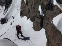 在陡峭的地方爬坡