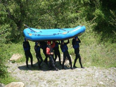 Aiguadicció Rialp Team Building