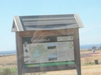 Cartel informativo Granadilla