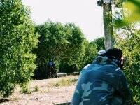 Disparando a lo lejos
