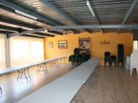 Salón de reuniones y comidas