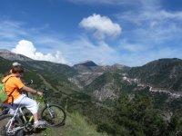 Excursiones en bici de montaña en Málaga