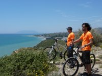 Bici de montaña para team building