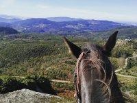 Ruta a caballo por Puentecaldelas con comida 3hrs