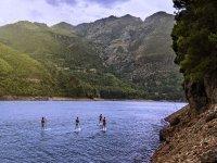 Paddle surf con El Tranco