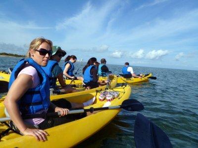 Al Abordaje del Cabo Kayaks