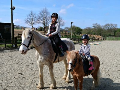 Pony route in Cala Mesquida in Capdepera 1 hour