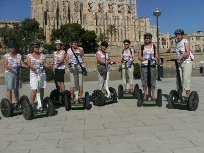 Segway Playa de Palma Team Building